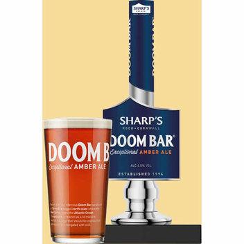 15,000 free pints at Doom Bar