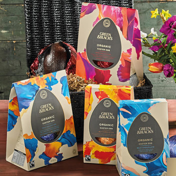 Get the G&B's Ultimate Organic Easter Egg