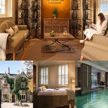 Enjoy a luxury 2-night stay at The L'Occitane Garden Spa