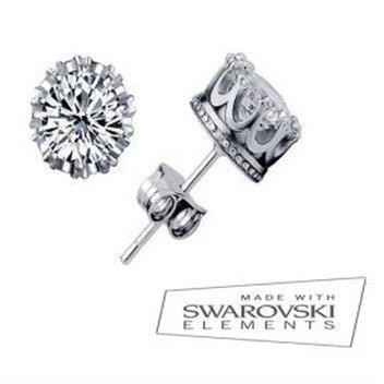 Free Royale Swarovski Earrings