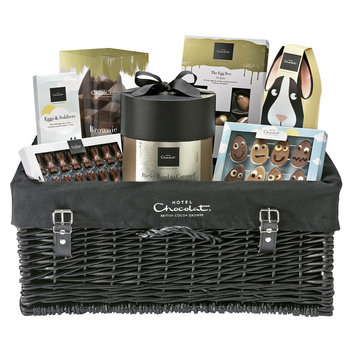 Win a luxury Easter hamper this spring worth £100