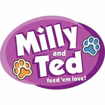 Free samples of Milly & Ted dog food