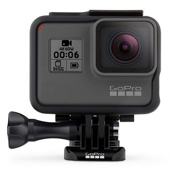 Win an awesome GoPro HERO6 camera