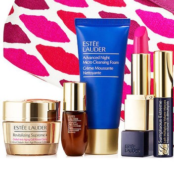 Get a free gift from Estée Lauder