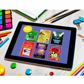 Win an iPad mini & a book bundle