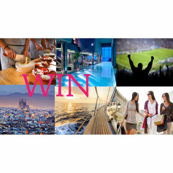 Win a trip to Barcelona or 1 of 100 bottles of wine with Freixenet