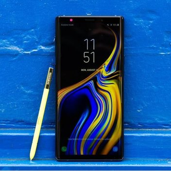 Win a Samsung Galaxy Note9 with Carphone Warehouse