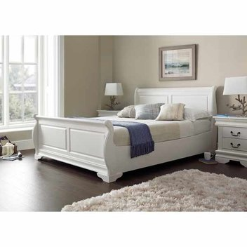 Win a luxury bed and bedside tables from Time 4 Sleep, worth over £900