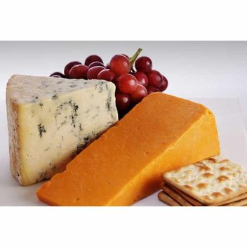 Claim a free Cheddar From Cheddar cheese sample