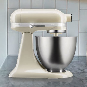 Win a KitchenAid Mini Mixer with Billington's