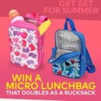 Free Micro Lunchbags