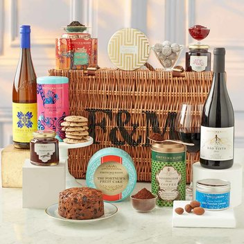 Win a Fortnum & Mason hamper + Nettie's Secret book