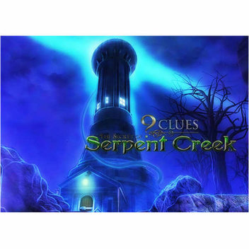 Free 9 Clues: The Secret of Serpent Creek app for Android
