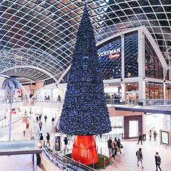 Get £1,000 in Trinity Leeds Gift Cards