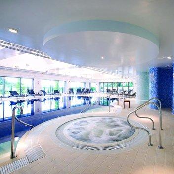 Enjoy a luxury spa break for two worth £500