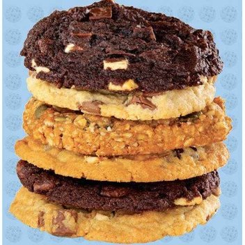 Celebrate National Cookie Day with a complimentary cookie