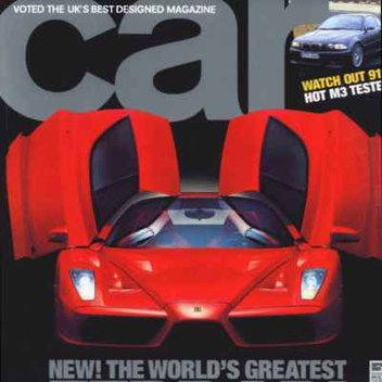Free Copy of Car Magazine