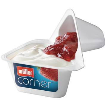 Try Müller Corner Yoghurt for free