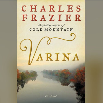 Be one of the first to read Charles Frazier's Varina