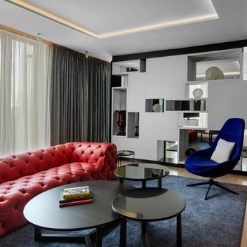 Enjoy an overnight stay for 2 at W London