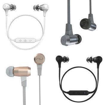 Get 1 of 5 free pairs of Optoma BE2 earphones