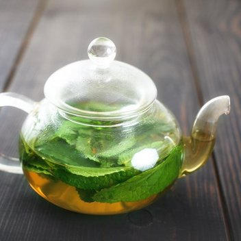 Enjoy free tea from The Tea Society