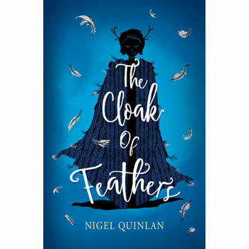 Claim a free copy of The Cloak of Feathers