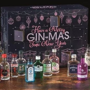 Claim a free Drinks by the Dam advent calendar