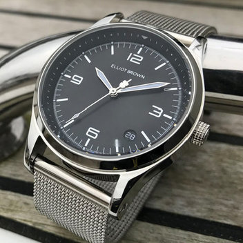 Claim products worth £500 RRP, courtesy of Elliot Brown Watches