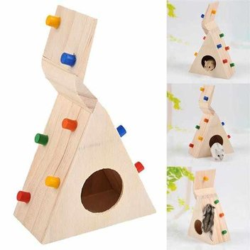 Get a free Climbing Ladder & Hiding Spot for your furry little friend
