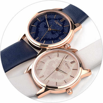 Claim a free Clogau watch