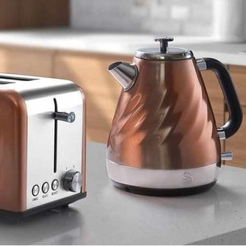 Win a Kitchen Appliances from Swan