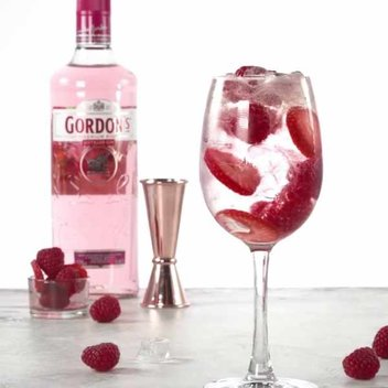 Free Gordon's Gin Spritz Cocktail