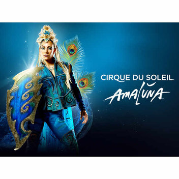 100 free tickets to Cirque du Soleil's Amaluna