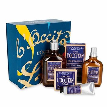Win a L'Occitane gift set with CollectPlus