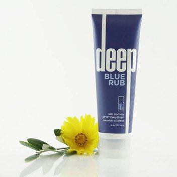 Get your hands on free dōTERRA Deep Blue Rub samples