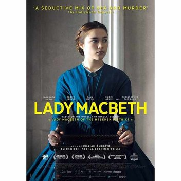 Free screening of Lady Macbeth