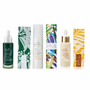 Win a bumper bundle of gorgeous Tropic Skincare