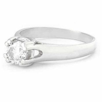 Win a 9ct white gold diamond ring worth £1000