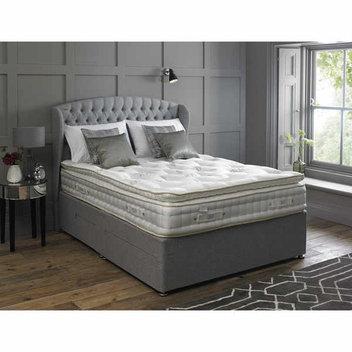Win 1 of 2 Hilary Devey Emerald mattresses, worth over £1,000 each