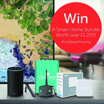 Win a Smart Bundle worth £1,200