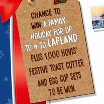1,000 free Hovis Toast Cutter & Egg Cup sets