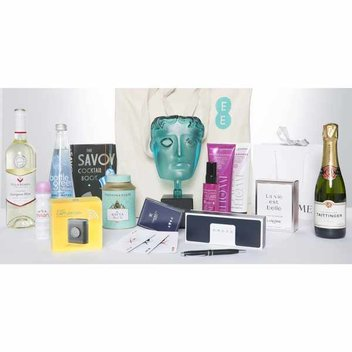 Win two tickets to the Baftas 2016 plus goodie bag