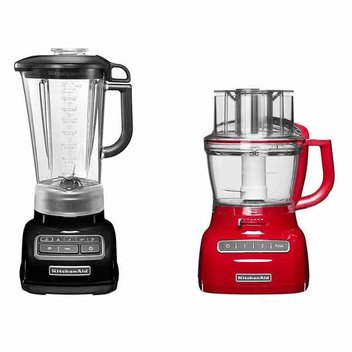 Win a KitchenAid food processor & blender