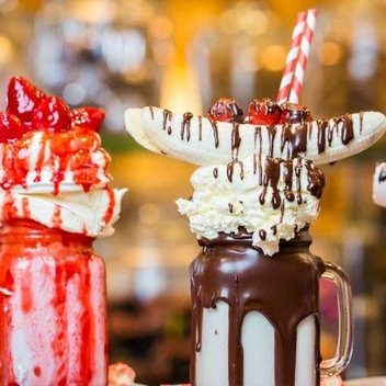 100 free freakshakes up for grabs