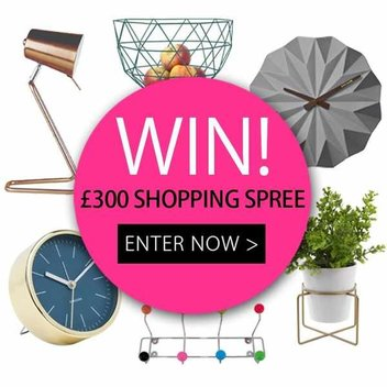 Win a £300 Present Time Shopping Spree