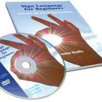 Free British Sign Language book for beginners