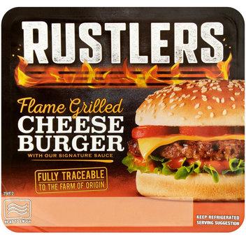 Free Rustlers Burger