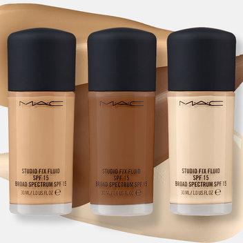 Test the MAC Cosmetics Studio Fix foundation for free