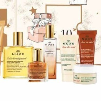 Get your hands on free Nuxe luxury products